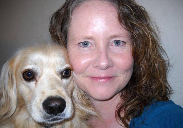Ally Mathews - author photo