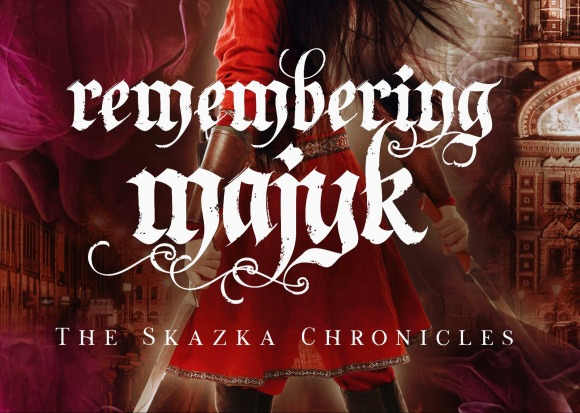 REMEMBERING MAJYK COVER REVEAL!!!