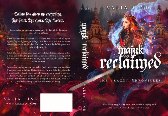 Majyk Reclaimed_Valia Lind