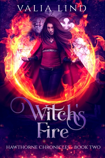 Book2- Witch's Fire