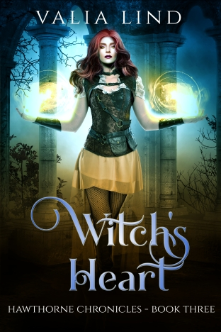 Book3 - Witch's Heart