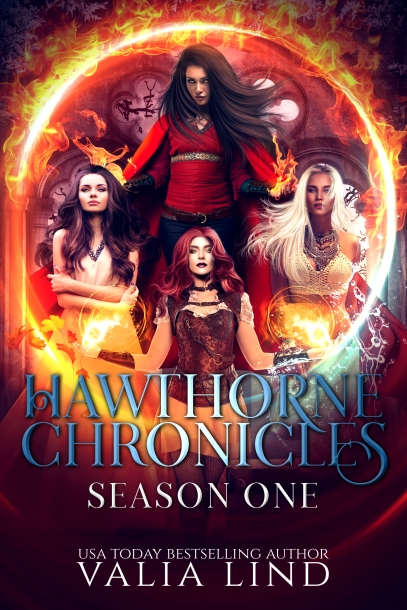 Hawthorne Chronicles front