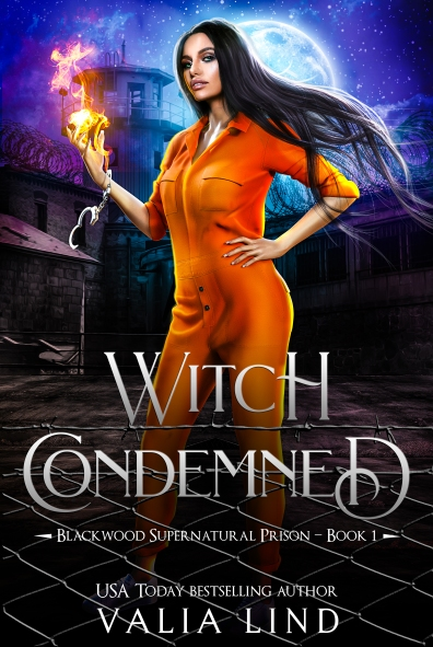 Witch Condemned Cover