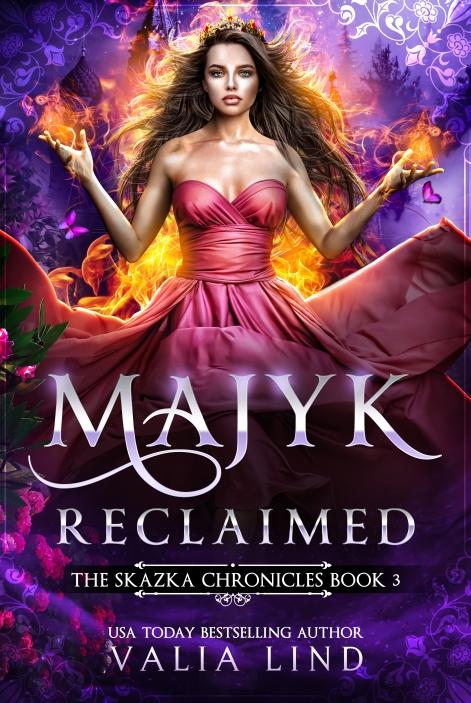 Majyk-Reclaimed